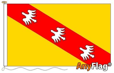 - LORRAINE ANYFLAG RANGE - VARIOUS SIZES